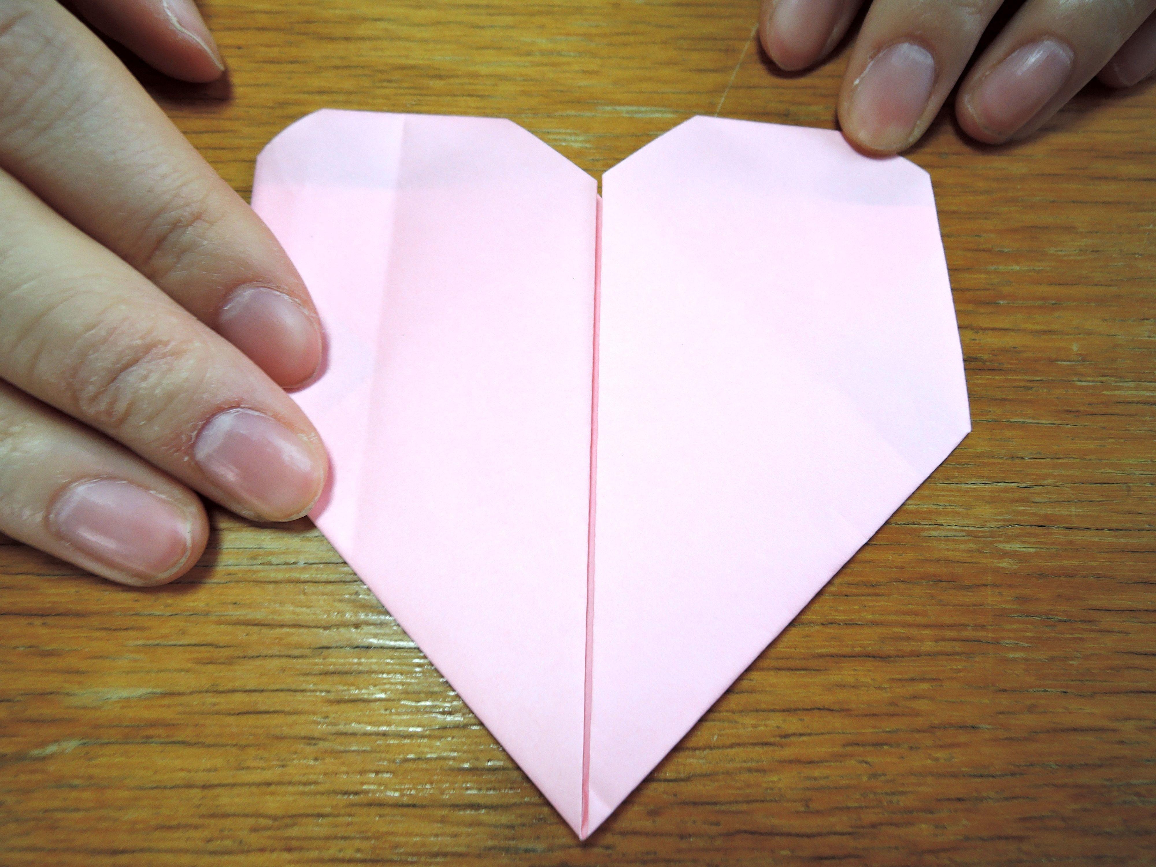 すべての折り紙 折り紙 ブーケ 折り方 簡単 : ... 簡単に折れる折り紙の折り方